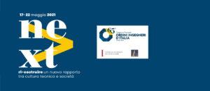 65° Congresso Nazionale Ordini Ingegneri d'Italia 17-22 maggio 2021 Parma